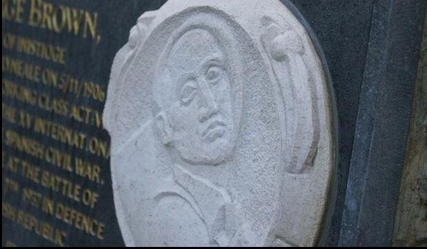 George Browne Memorial Plaque, Inistioge, 2014